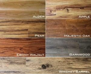 hardwood color trends