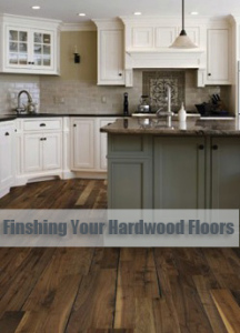 Finishing your Hardwood Floors in Scottsdale | Scottsdale Flooring America