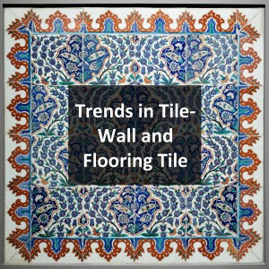 Trends in Wall and Tile Flooring- Scottsdale Flooring America
