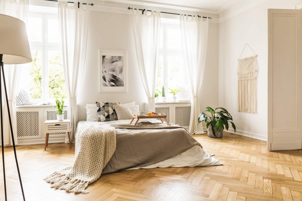 2020 Flooring Trends Herringbone
